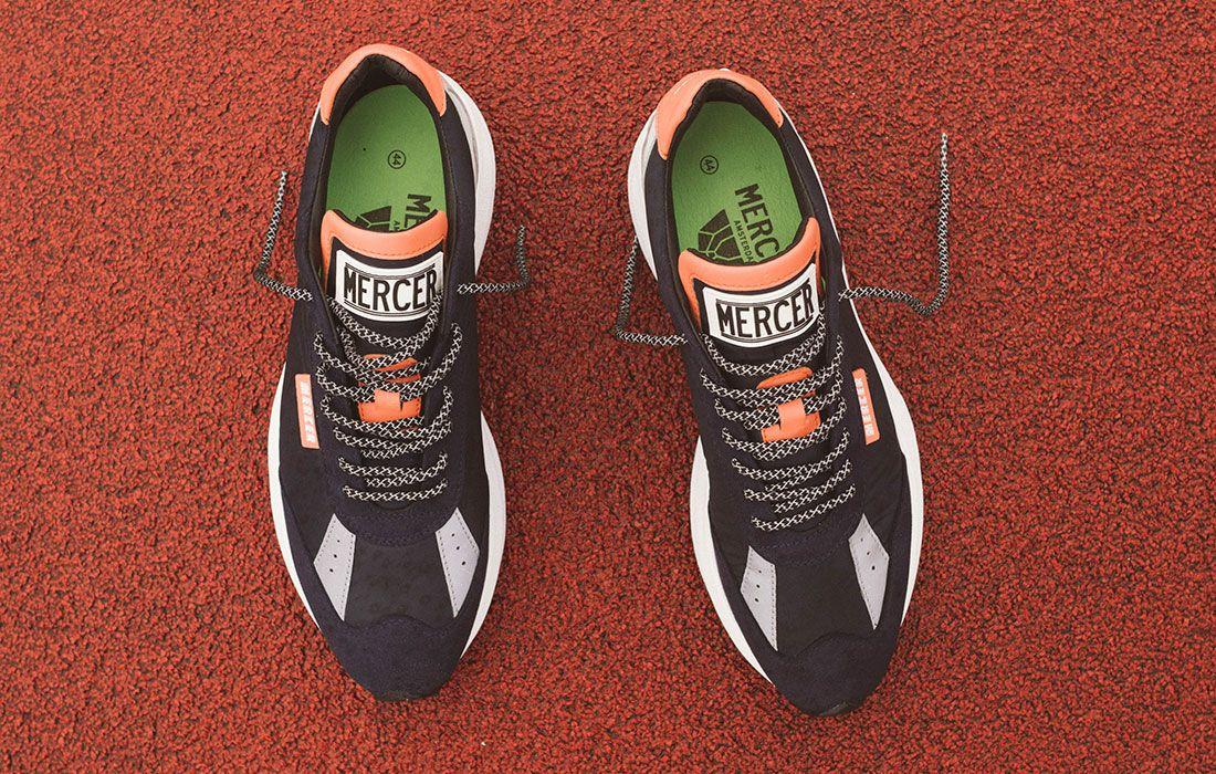 Mercer Sneakers Vegan 2