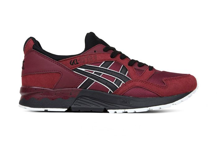 Asics Gel Lyte V Pomegranate 1