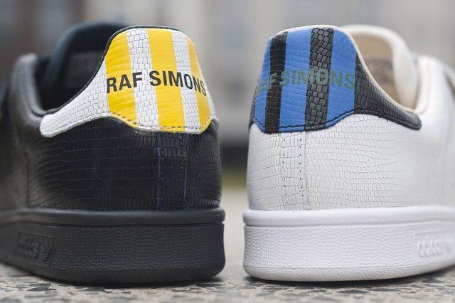 Raf Simons For Adidas Stan Smith Stripes And Straps 4