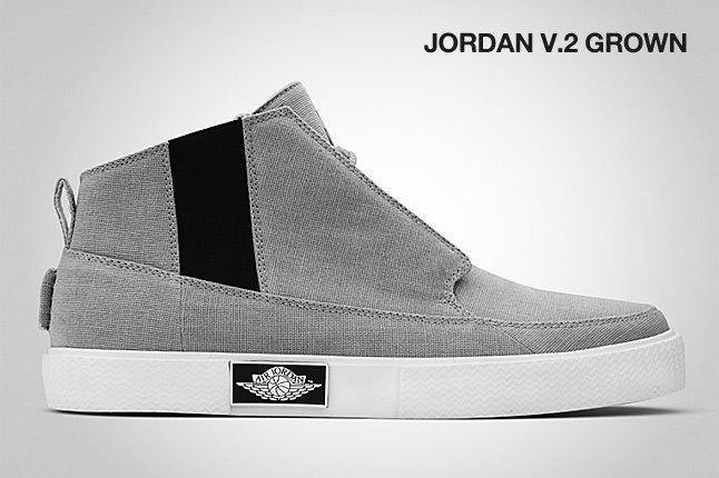 Jordan V 2 Grown 2 1