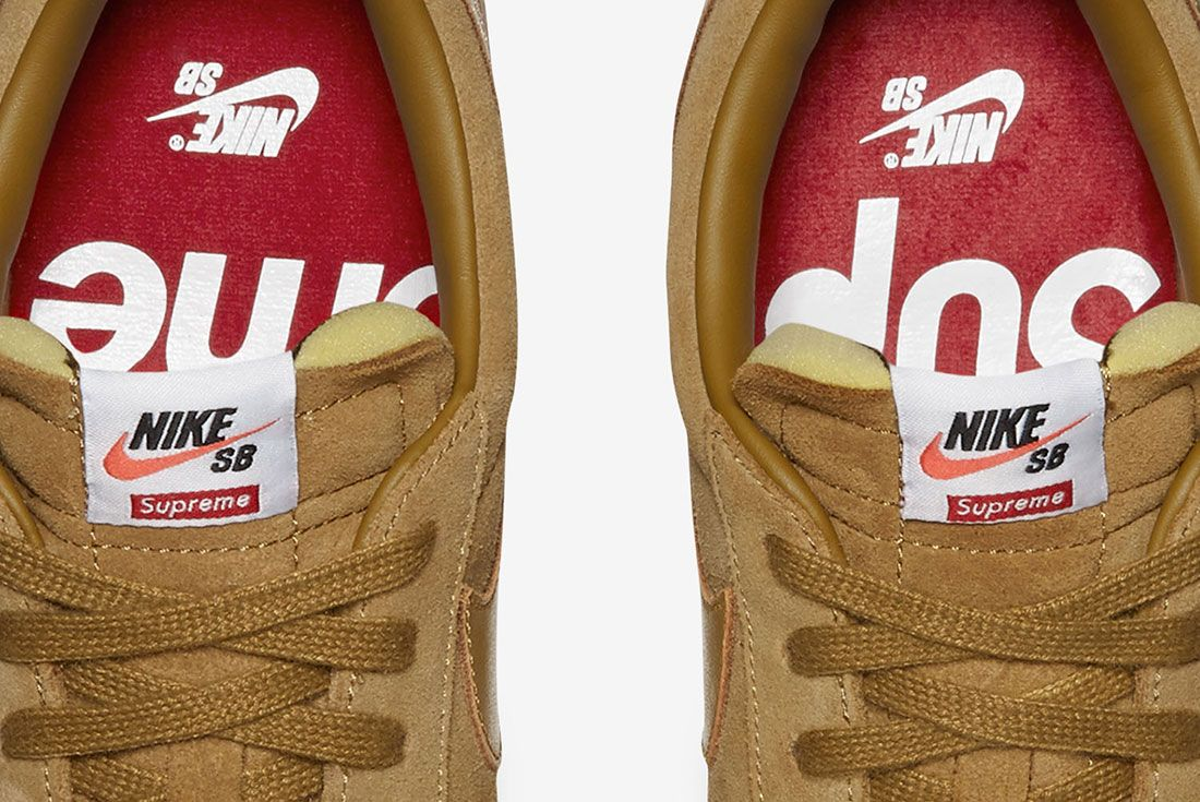 Supreme X Nike Sb Blazer 10