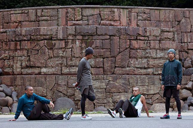 Nike Gyakusou International Running Association 5 1