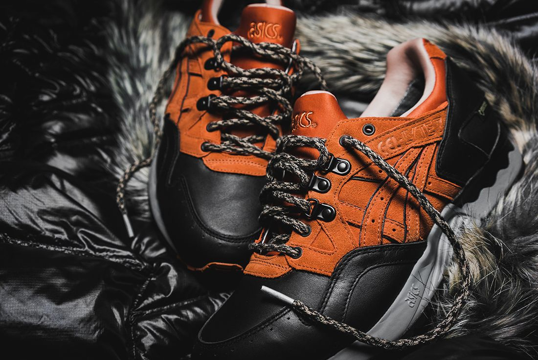 Packer Shoes X Asics Gel Lyte V Scary Cold7