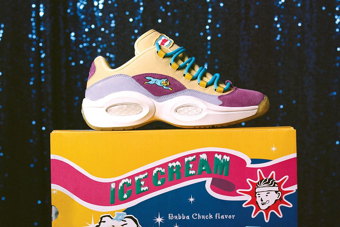 BBC x Reebok Question Low G55351
