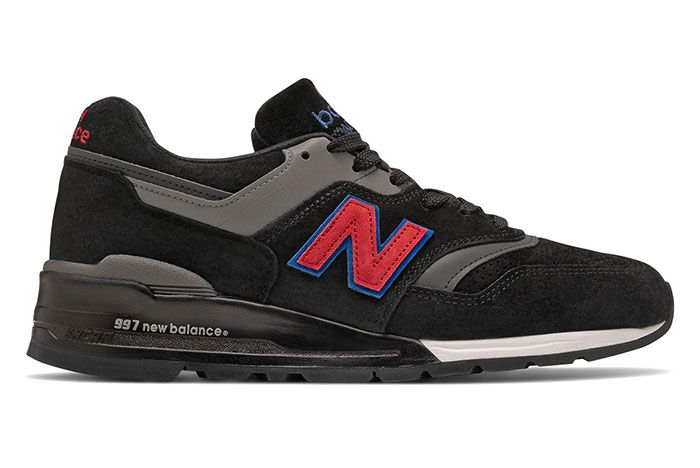 New Balance 997 M997Bb2 Lateral