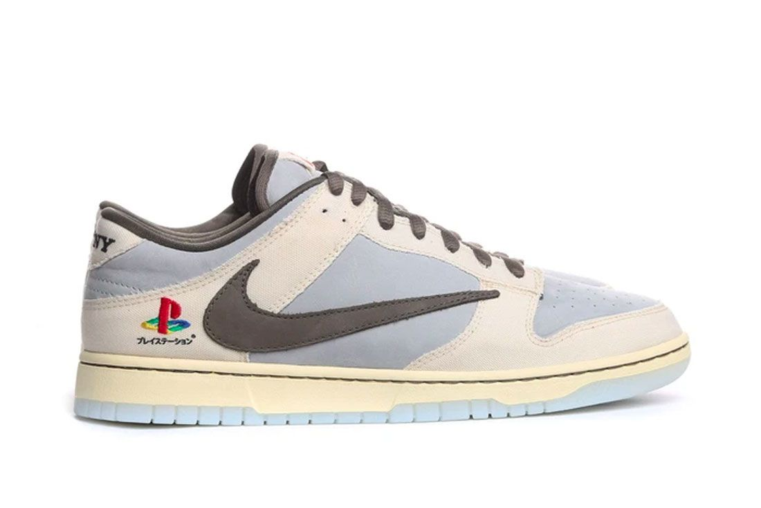 Nike Dunk Low Cactus Jack Playstation
