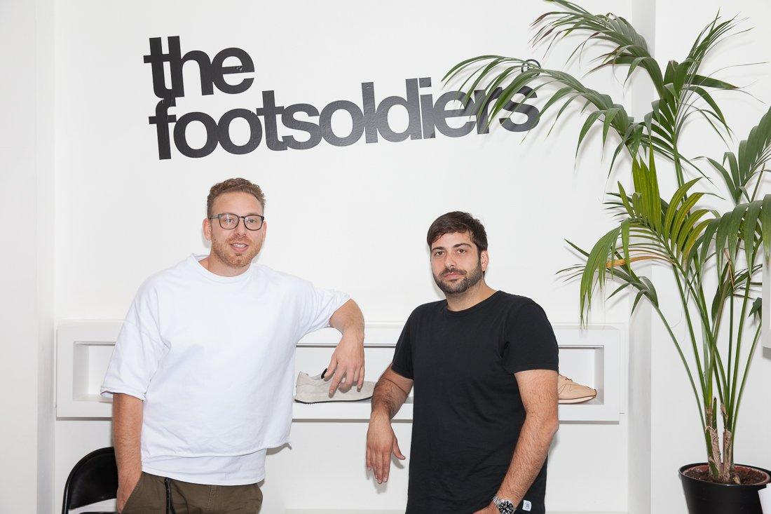 The Footsoldiers Sf 28