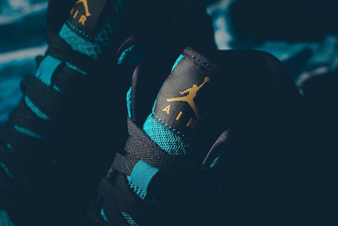 Air Jordan 1 High Gg Rio Teal3