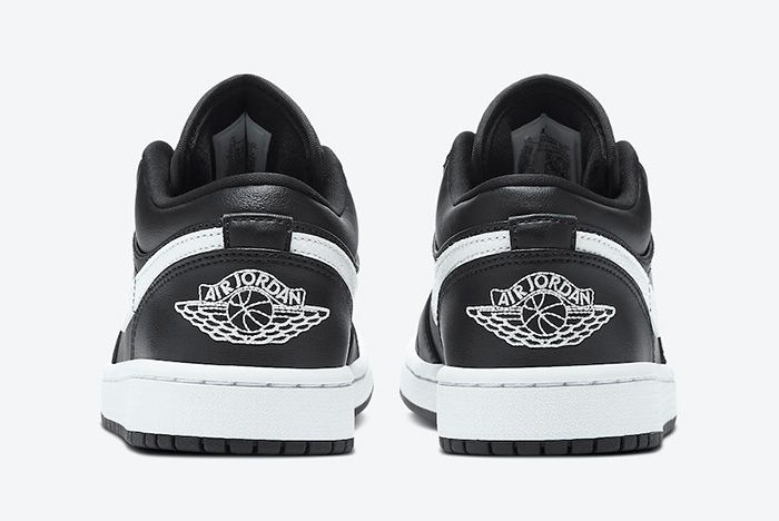Air Jordan 1 Low Black White Ao9944 001 Release Date Official 5