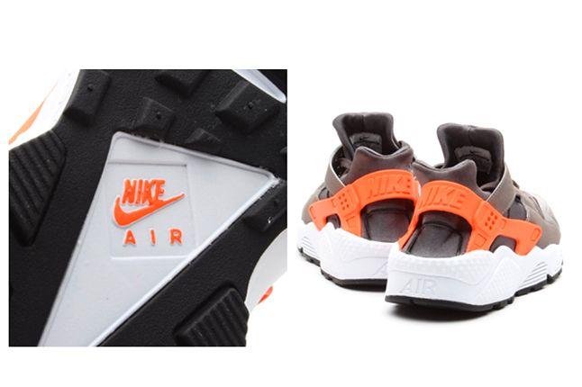 Nike Air Huarache Total Crimson Midnight Fog 2013 1