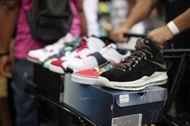 Sneaker Con La Recap 40