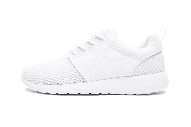 Nike Roshe One White Wolf Grey5