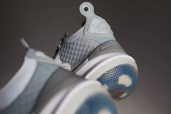 Nike Matthew M Williams Joyride Cc3 Setter Grey Heel Detail