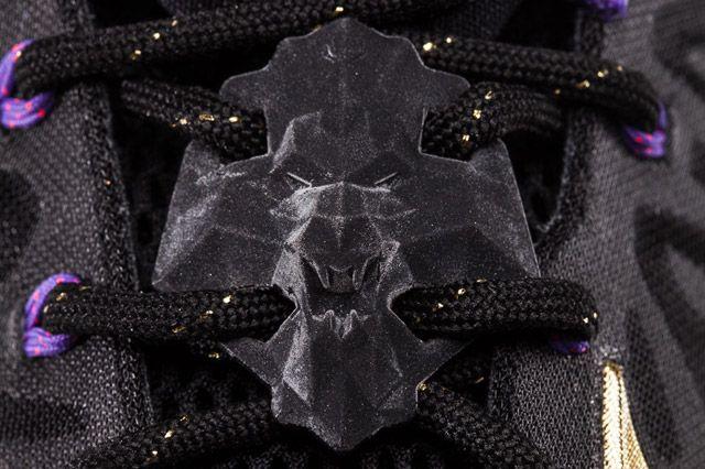 Nike Sp14 Bhm Basketball Lebron 11 Laces
