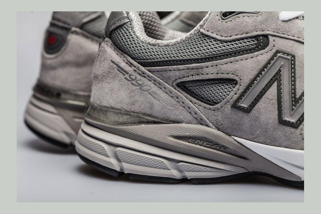New Balance 990 V4 Detail 6