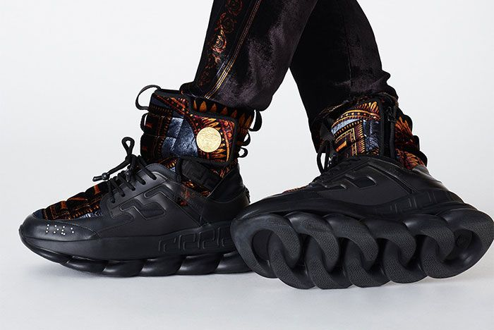 Kith Versace Chain Reaction