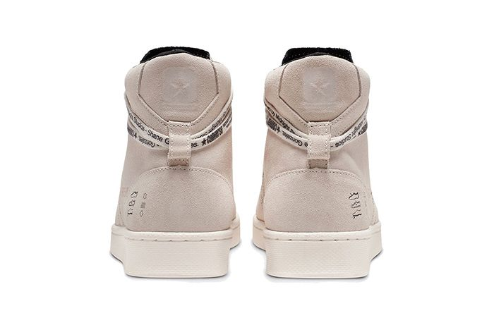 Midnight Studios Converse Pro Leather Heel