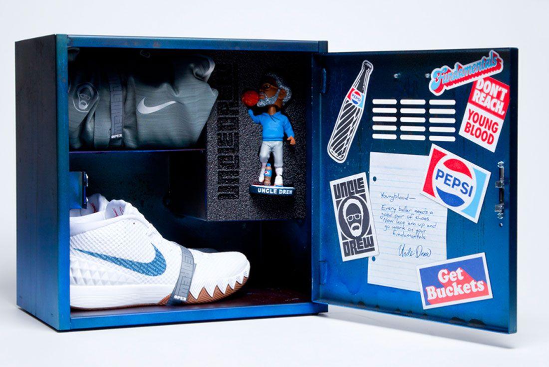 Sneaker Evolution Of Kyrie Irving 5