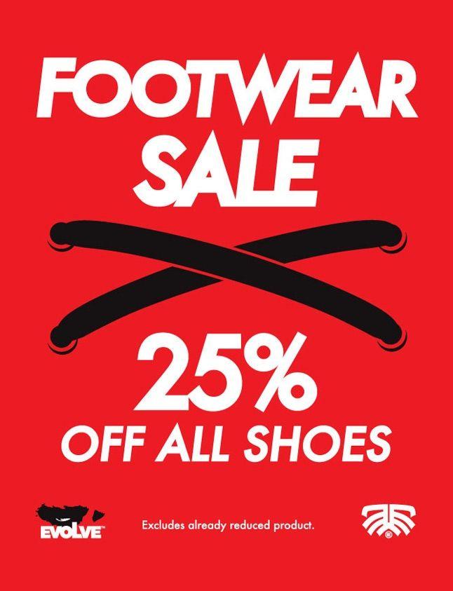 Evolve Sneaker Sale 1