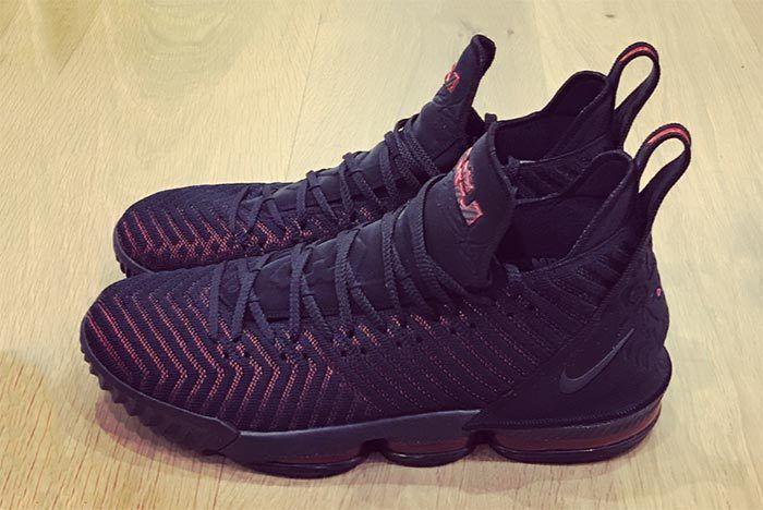 Nike Lebron 16 First Look 2