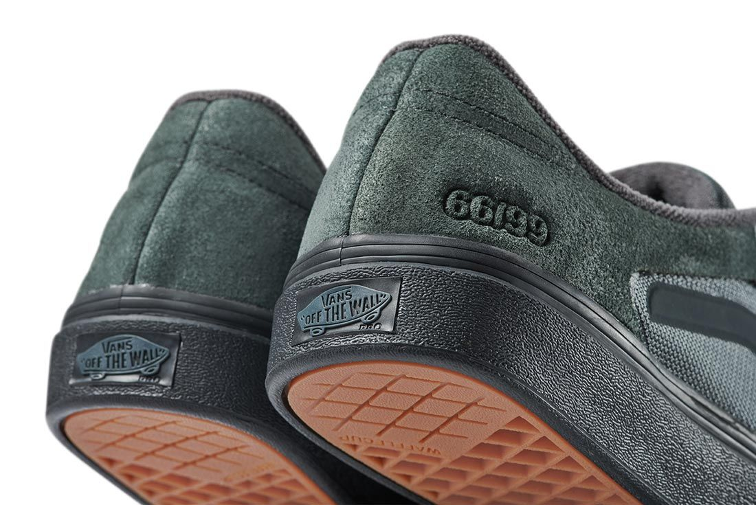 Geoff Rowley Vans Shoe Heel Shot