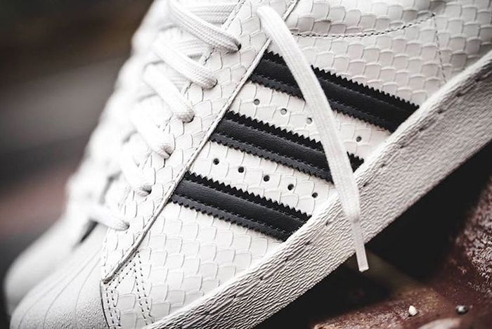 Adidas Superstar 80 S Snakeskin3