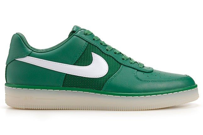 Nike Air Force 1 Downtown Green 1