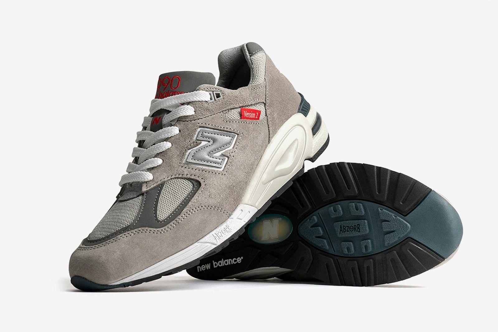 New Balance 990v2 'MADE Version Series'