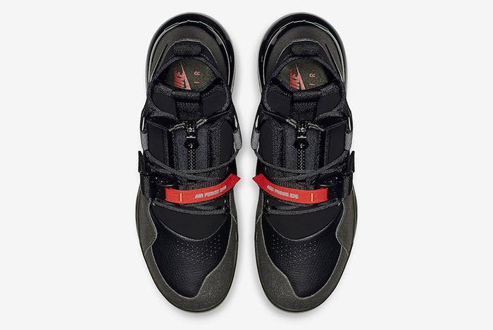 Nike Air Force 270 Utility Sequioa 3