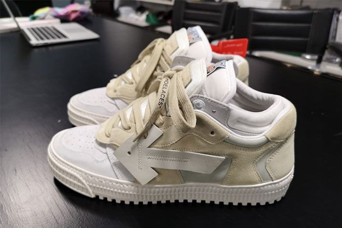 Virgil Abloh Off White 3 0 Off Court Lows Side