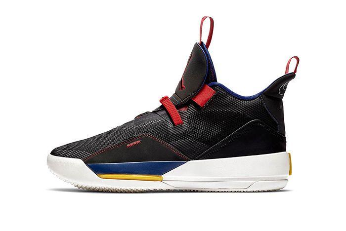Air Jordan 33 Tech Official 2