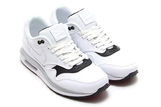 Nike Air Max Lunar1 Deluxe White