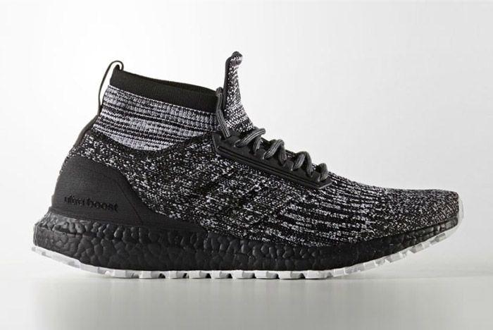 Adidas Ultraboost Atr Mid Oreo Black White 8
