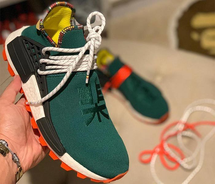 Pharrell Adidas Hu Nmd China Exclusive 2018 2