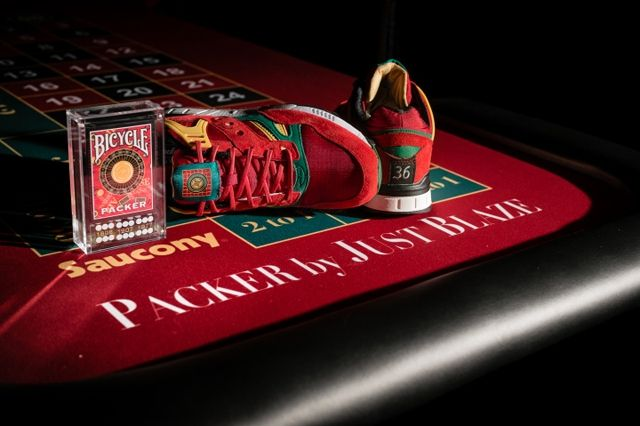 Packer Just Blaze Saucony Grid Sd Casino 10