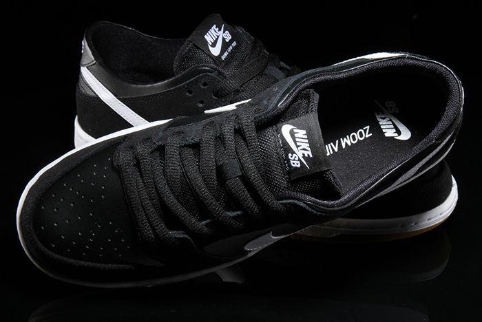 Nike Sb Dunk Low Black Gum4
