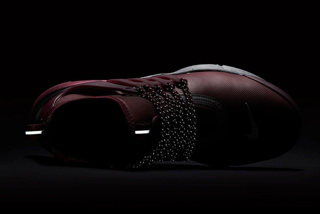 Nike Air Presto Mid Utility Burgundy 2