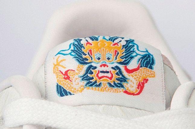Nike Air Force 1 Year Of The Dragon Fall Tongue 1