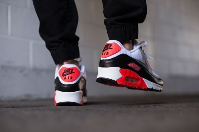 Nike Am90 Infrared 2015 Bump 4