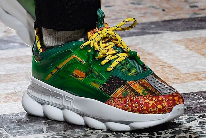 2 Chainz Versace Chain Reaction Sneaker Freaker 1