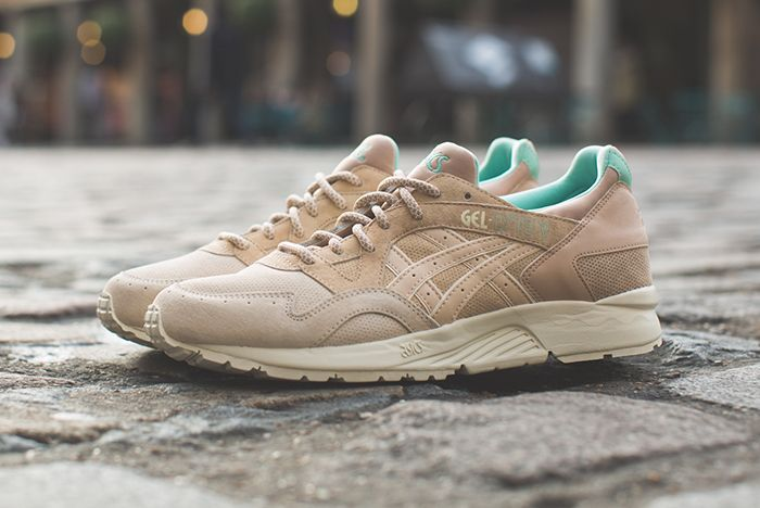 Offspring X Asics Gel Lyte V 20 Th Anniversaryfeature