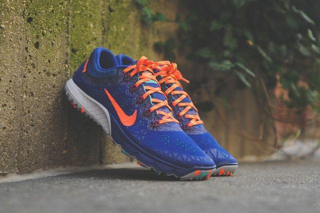 Nike Zoom Terra Kiger 2 Blue 2