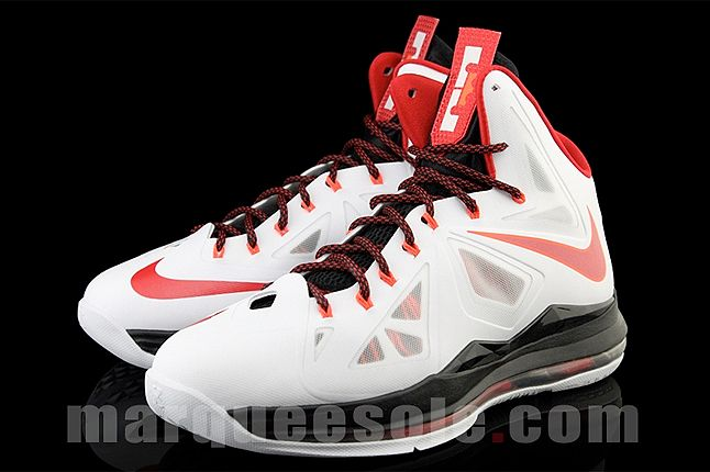 Nike Lebron X Home Quarter 1