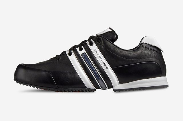 Adidas Y3 Sprint Black