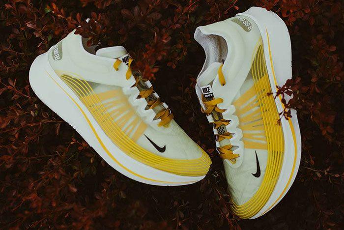 Nike Zoom Fly Sp Dark Citron 1
