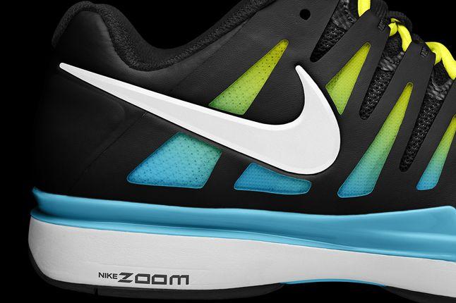 Nike Zoom Vapor 9 Tour Id Heel Detail 1