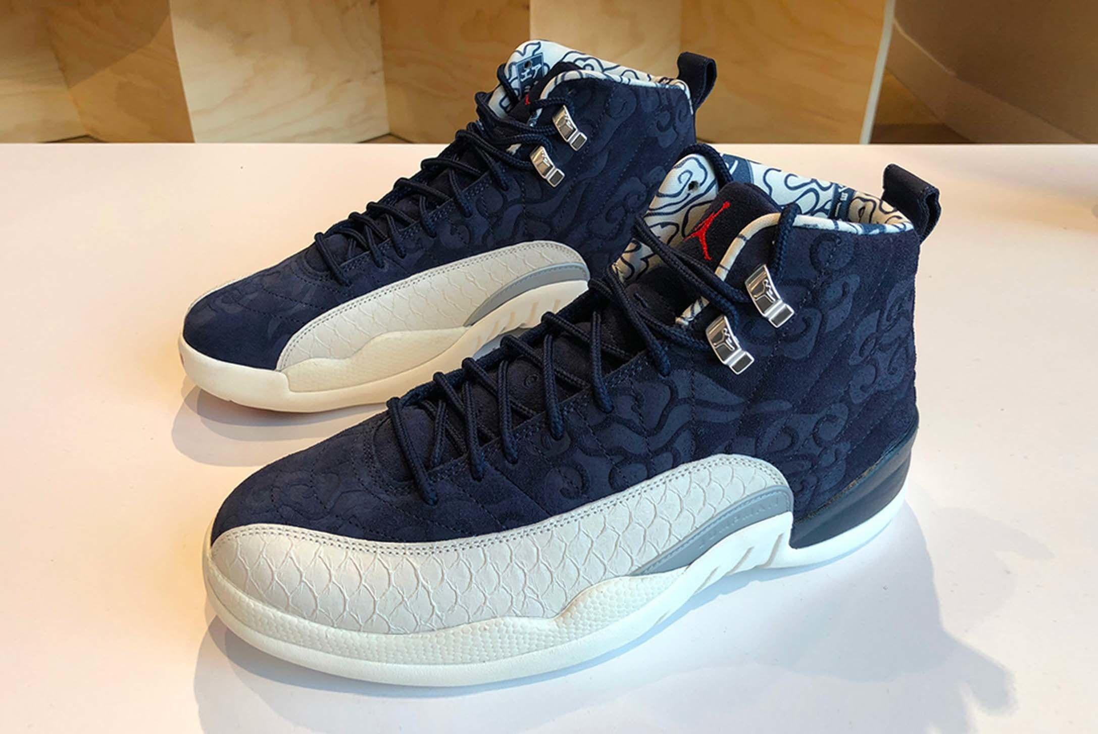 Air Jordan 12 International Pack First Look Release 006 Sneaker Freaker