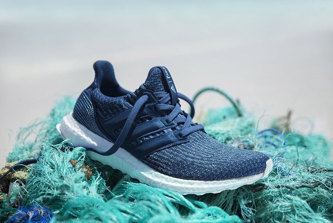 Parley For The Oceans Adidas Boost New 2