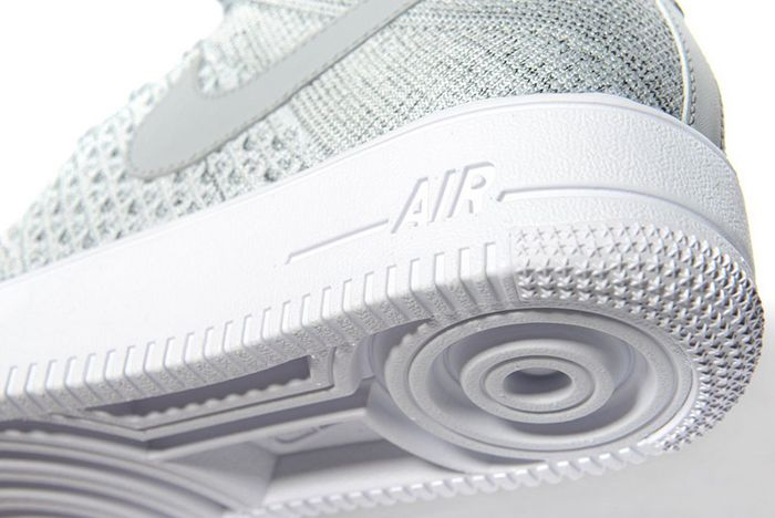 Air Force 1 Mid Ultra Grey 2