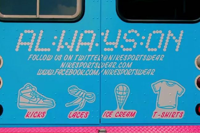 Nike Icecream Truck 1 1